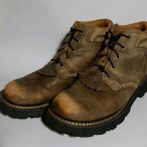 ARIAT Women's 8 B Canyon Brown Bomber Hiking Boots